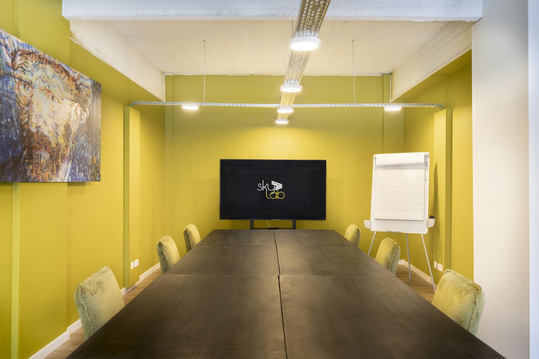 Skylab Mons - Salle de réunion