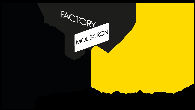 Skylab Factory - Logo + Baseline (Mouscron)